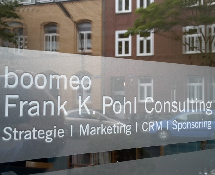 boomeo Frank K. Pohl Consulting Büro
